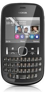 Nokia Asha 200 (Dual-SIM)