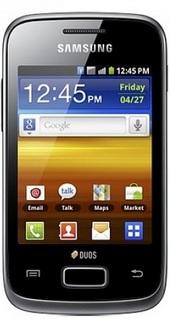 Samsung GALAXY Y Duos GT-S6102 (Dual-SIM)