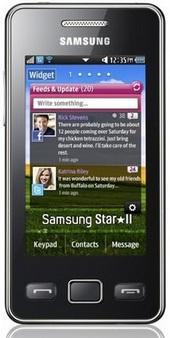 Samsung Star II (S5260)