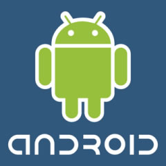 logo androgid google