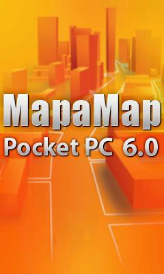 MapaMap Pocket PC 6.0