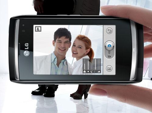 LG GC900 (Viewty II)