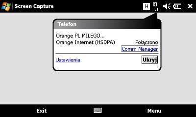 Sonyericsson Xperia operator