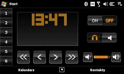 Sonyericsson Xperia radio