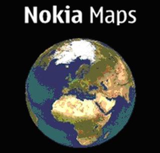 Nawigacja satelitarna - Nokia Maps
