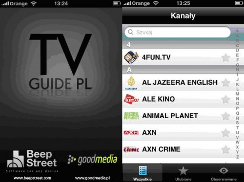 TV Guide PL