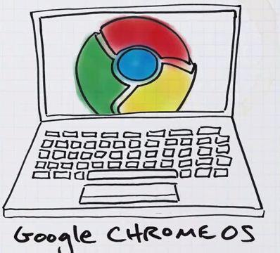 Chrome OS oficjalnie zaprezentowany