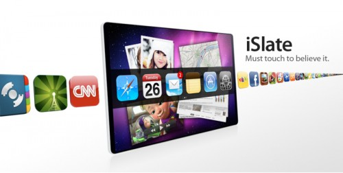 Specyfikacja tabletu Apple iSlate ujawniona?