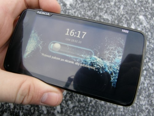 Recenzja Nokia N900