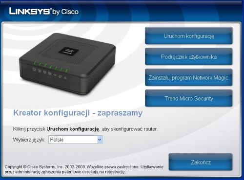 Linksys by Cisco WRT54gh - Network Magic