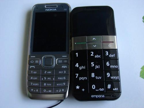 Test emporiaELEGANCE - Nokia E52
