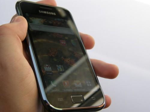 Samsung Galaxy S- pierwsze wrażenia