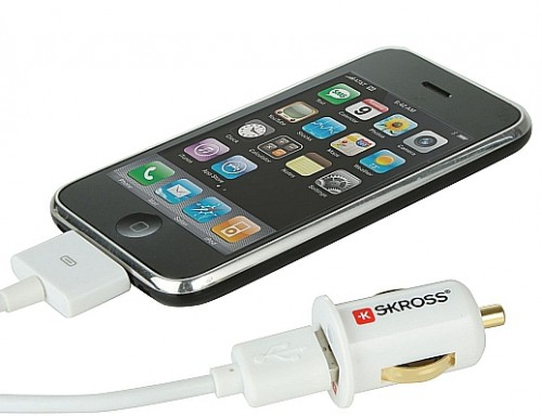 Skross Midget USB Car Charger