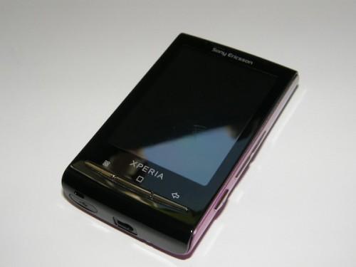 Test Sony Ericsson Xperia X10 mini