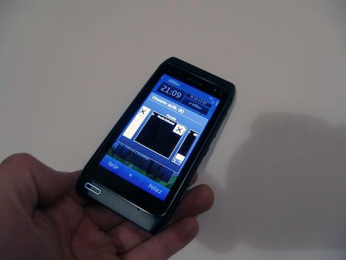 Test Nokia N8