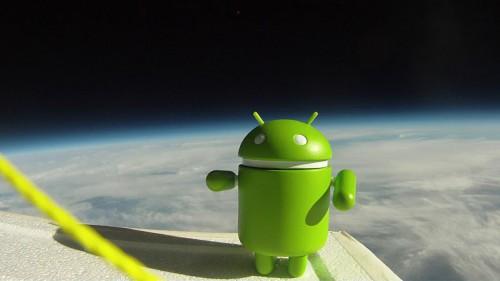 Android podbija kosmos!