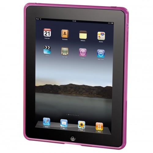 Różowe etui do iPada