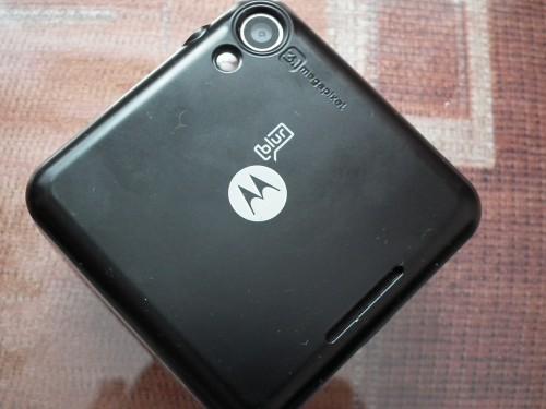 Test Motorola FLIPOUT - aparat fotograficzny