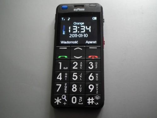 Test myPhone 1080 DURO