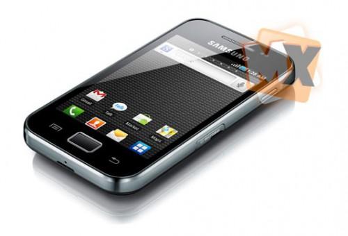 Samsung Galaxy Ace S5830 oraz Galaxy Suit S5670 na oficjalnych zdjęciach