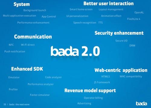 Samsung bada OS 2.0 oficjalnie- wielozadaniowość, obsługa NFC, HTML 5