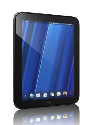 HP przedstawia oficjalnie tablet TouchPad- kolejny konkurent iPad