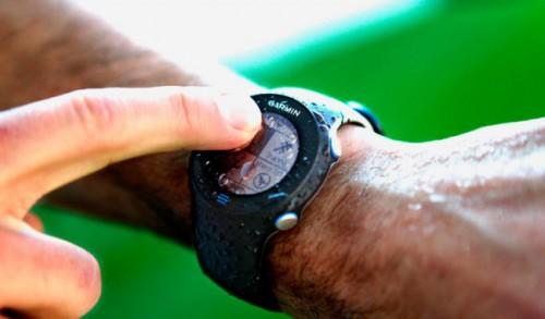 Forerunner 610: zegarek GPS
