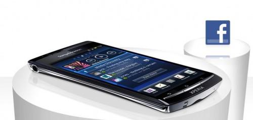 Android 2.3.3 dla Xperia Arc oraz Play z Facebook Inside Xperia już dostępny- wideo