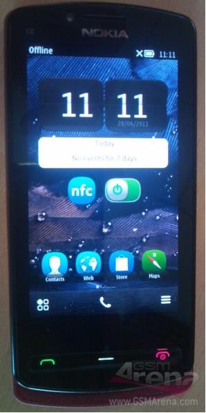 Nokia 700 (Zeta)- pierwszy smartfon z Symbian Bella?