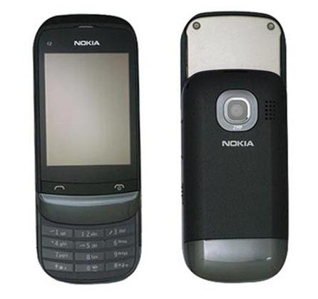 Nokia C2-06 z funkcją dual-SIM pod nazwą C2-02