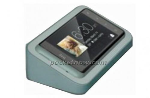 Smartfon dla kobiet z Android złapany na zdjęciu- HTC Bliss