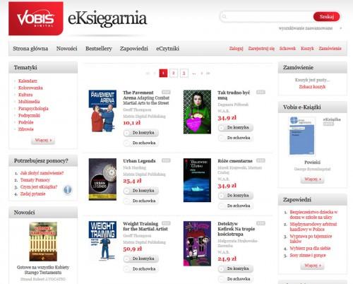 Księgarski e-biznes pod lupą