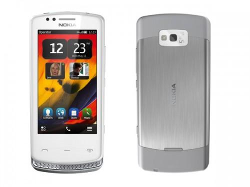 Nokia 700 (Zeta)- jeden z pierwszych telefonów z nowym Symbian oraz 1GHz procesorem, NFC