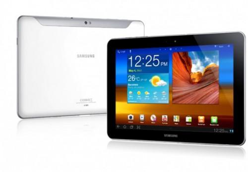 Samsung Galaxy Tab 10.1: GT-P7500