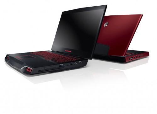 Alienware prezente dwa nowe notebooki: M18x i M14x