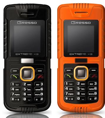 Gresso przedstawia wytrzymały telefon Gresso Extreme X3 w przystępnej cenie