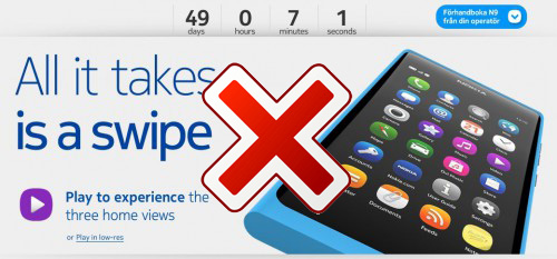 Premiera Nokia N9 opóźniona?