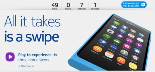 Nokia N9 dostępna na rynku od 23 września