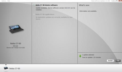 Aktualizacja Symbian Anna dostępna dla Nokia N8 oraz Nokia E7