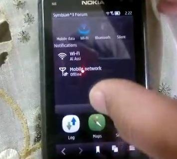 Symbian Belle zaprezentowany na wideo
