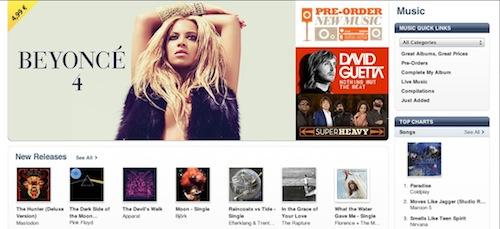 iTunes Store debiutuje w Polsce- bez fajerwerków
