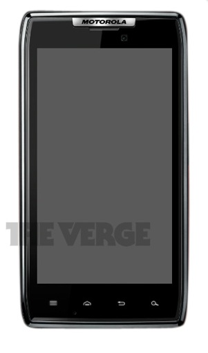 Motorola DROID RAZR (Spyder)- pierwszy smartfon z ekranem Super AMOLED qHD