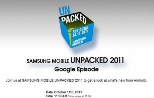 Konferencja Google oraz Samsung 11 października- premiera Nexus Prime
