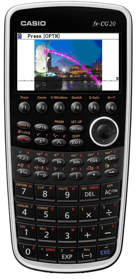 Casio Fx-CG20