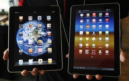Retusz: Galaxy Tab wygląda identycznie jak iPad 2