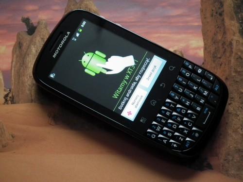 Test Motorola FIRE XT311