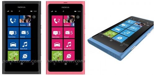 Nokia 800 złapana na zdjęciach- kopia N9 z Windows Phone