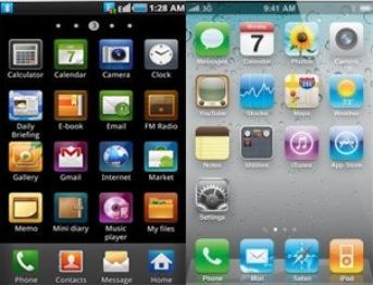 Samsung zmodyfikuje TouchWiz w celu uniknięcia roszczeń Apple