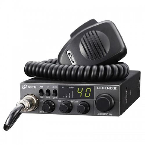 BLOW: radiotelefony CB z dedykowanymi antenami