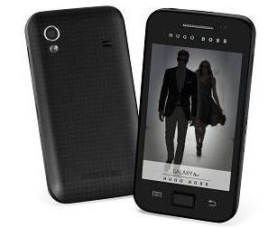 Samsung wypuszcza edycję Hugo Boss smartfonu Galaxy ACE